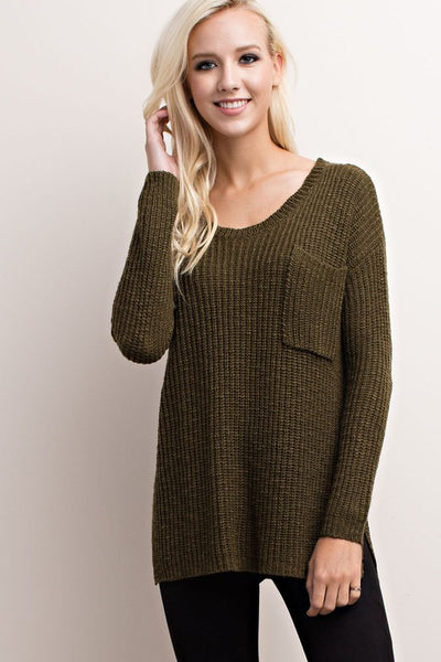 Chloe Knit Sweater