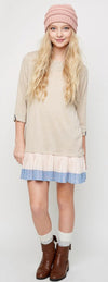 Ruffles & Sweats Dress