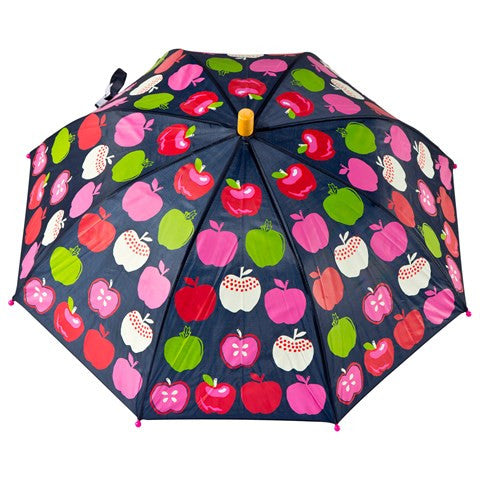 Apples and Rain Umbrella