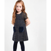 Adorn Tweed Dress