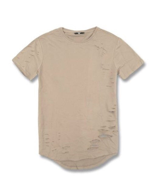 Savage Distressed Tee
