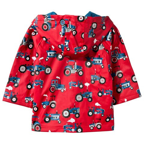 Tractor Traction  Raincoat