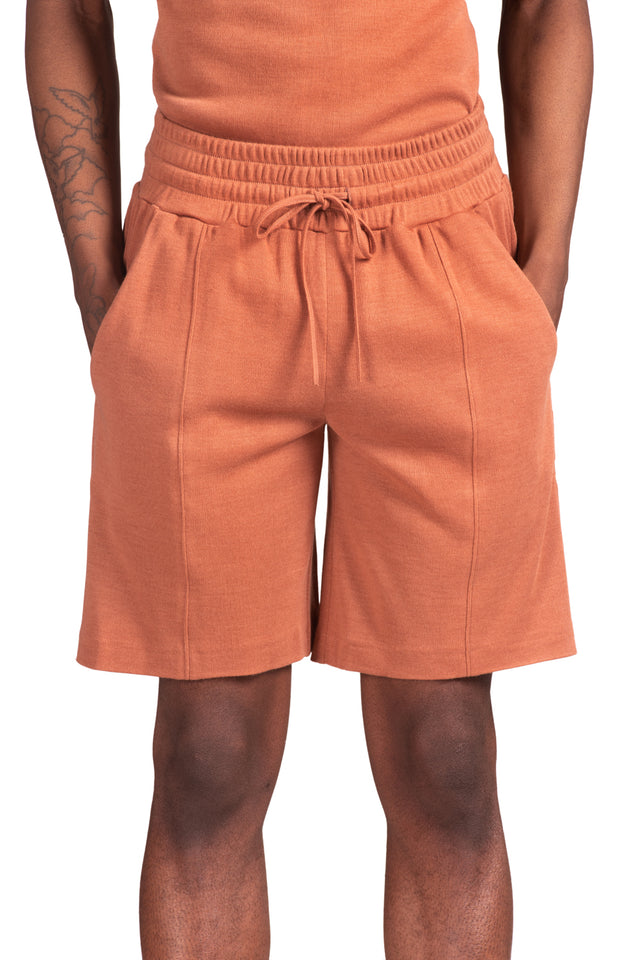 Tilah Shorts - Salmon