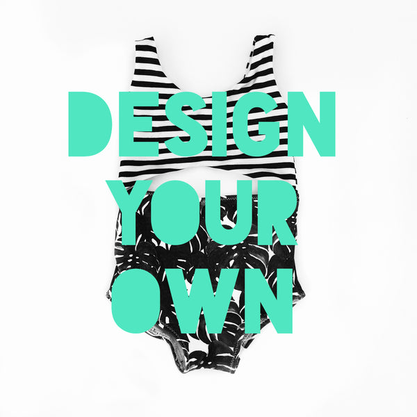 Design Your Own Swim Suit