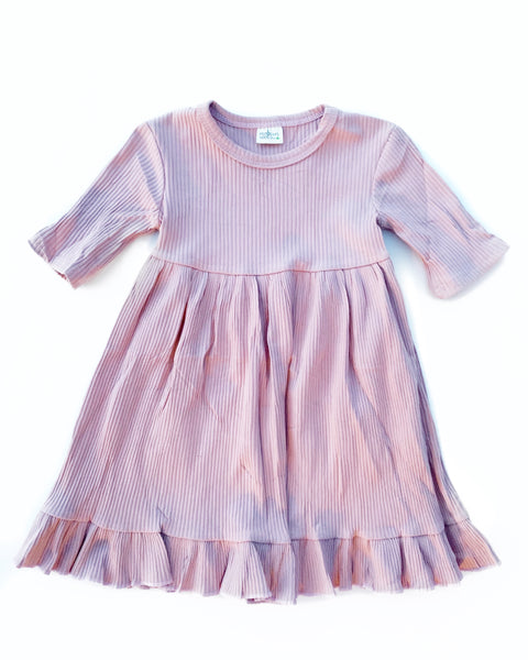 The Modern Dress - Blush Pink