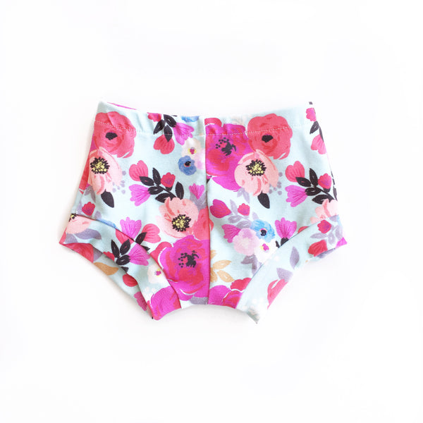 **SALE** Floral Shorties