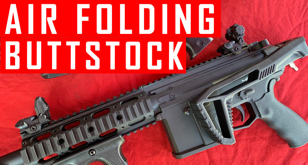 VIDEO: CMP Folding Air Buttstock Kit (Universal)