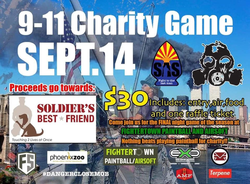 9/11 Charity Game (September 14, 2019)