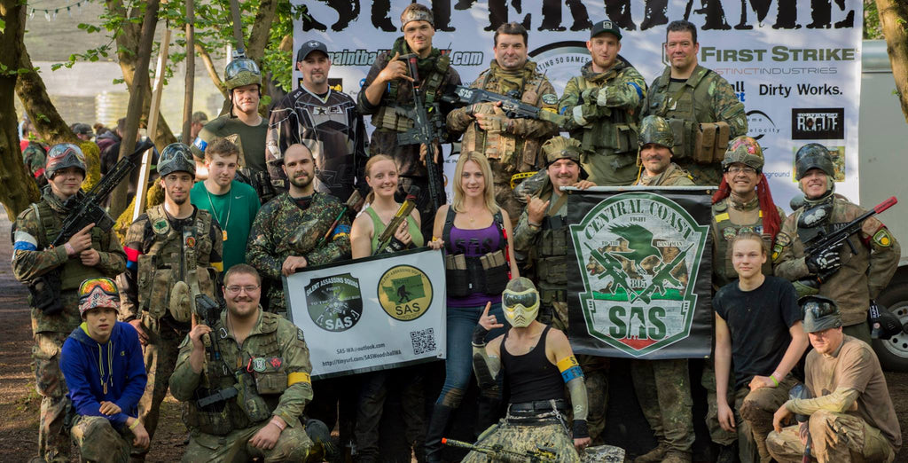 SAS Woodsball Washington Chapter