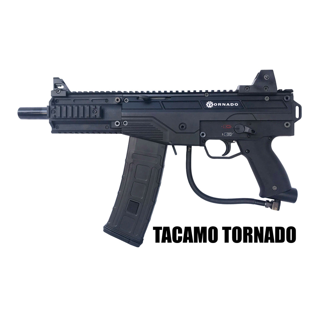 VIDEO: TACAMO Tornado Installation Manual - Service - Repair - Shooting