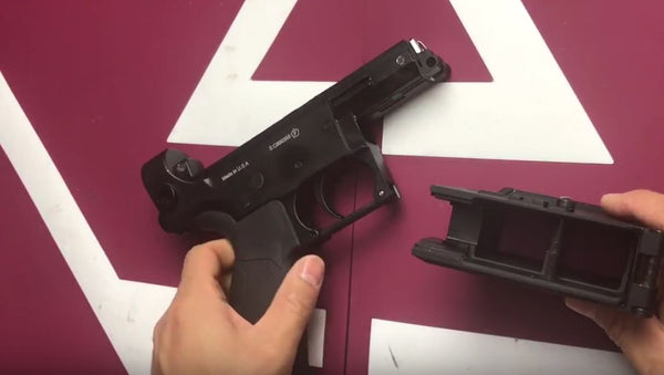 VIDEO: Upgrading a NEW Magazine Well to 468 Installation Guide