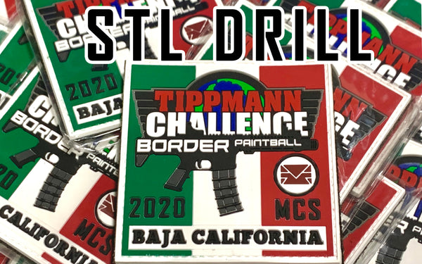 Tippmann Challenge 2020 STL Drill Competition