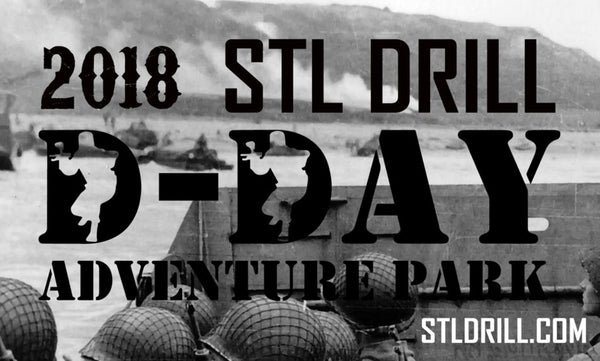 D-Day 2018 STL Drill Competition