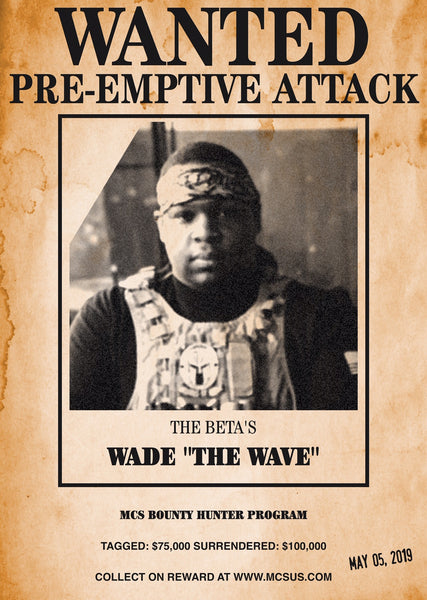 "SOLDIERS OF HAVOC ADVANCED WARFARE: WADE ""THE WAVE"""