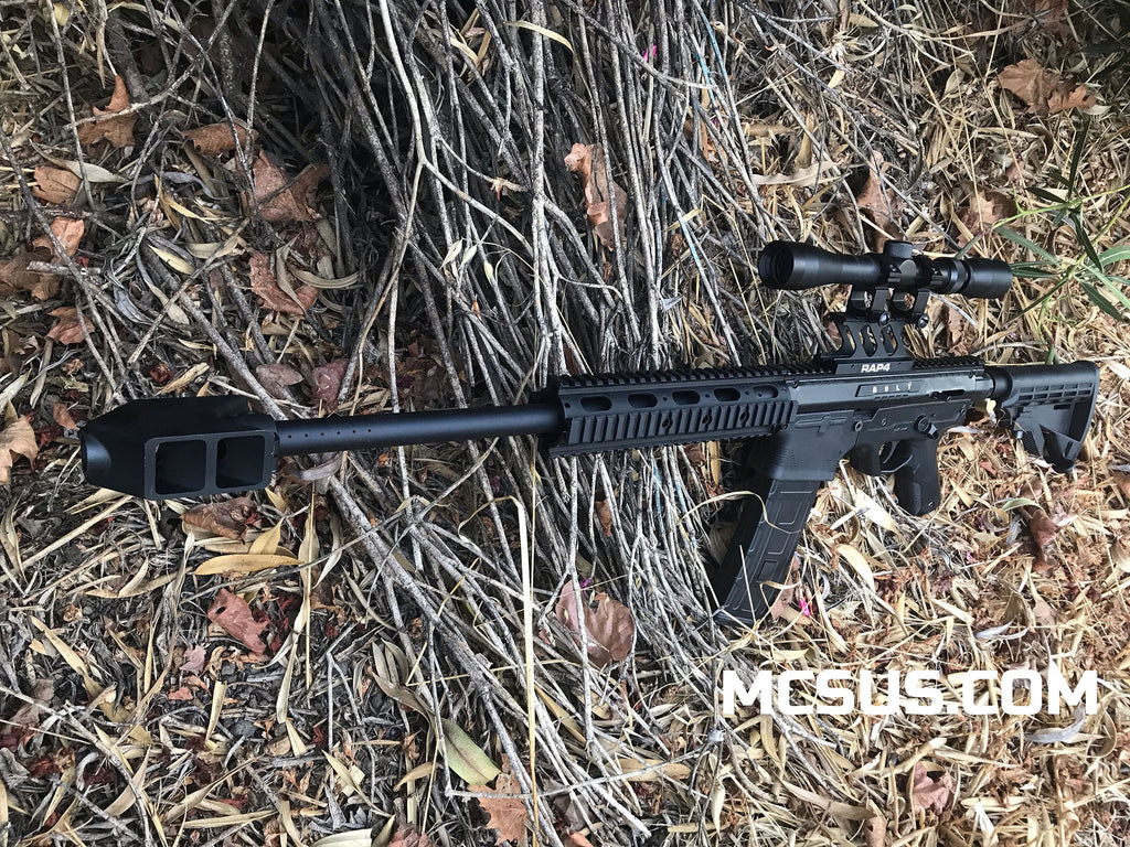 VIDEO: Tacamo Bolt M82 Sniper Paintball Gun