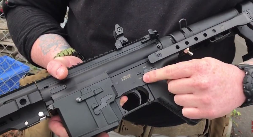 VIDEO:468 PTR PDW Shooting Demo