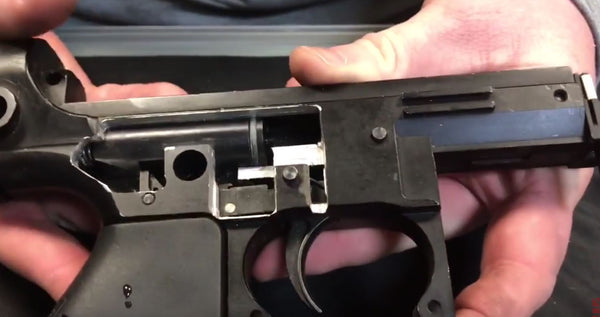 VIDEO:Differences Between 468 and 468 PTR Trigger