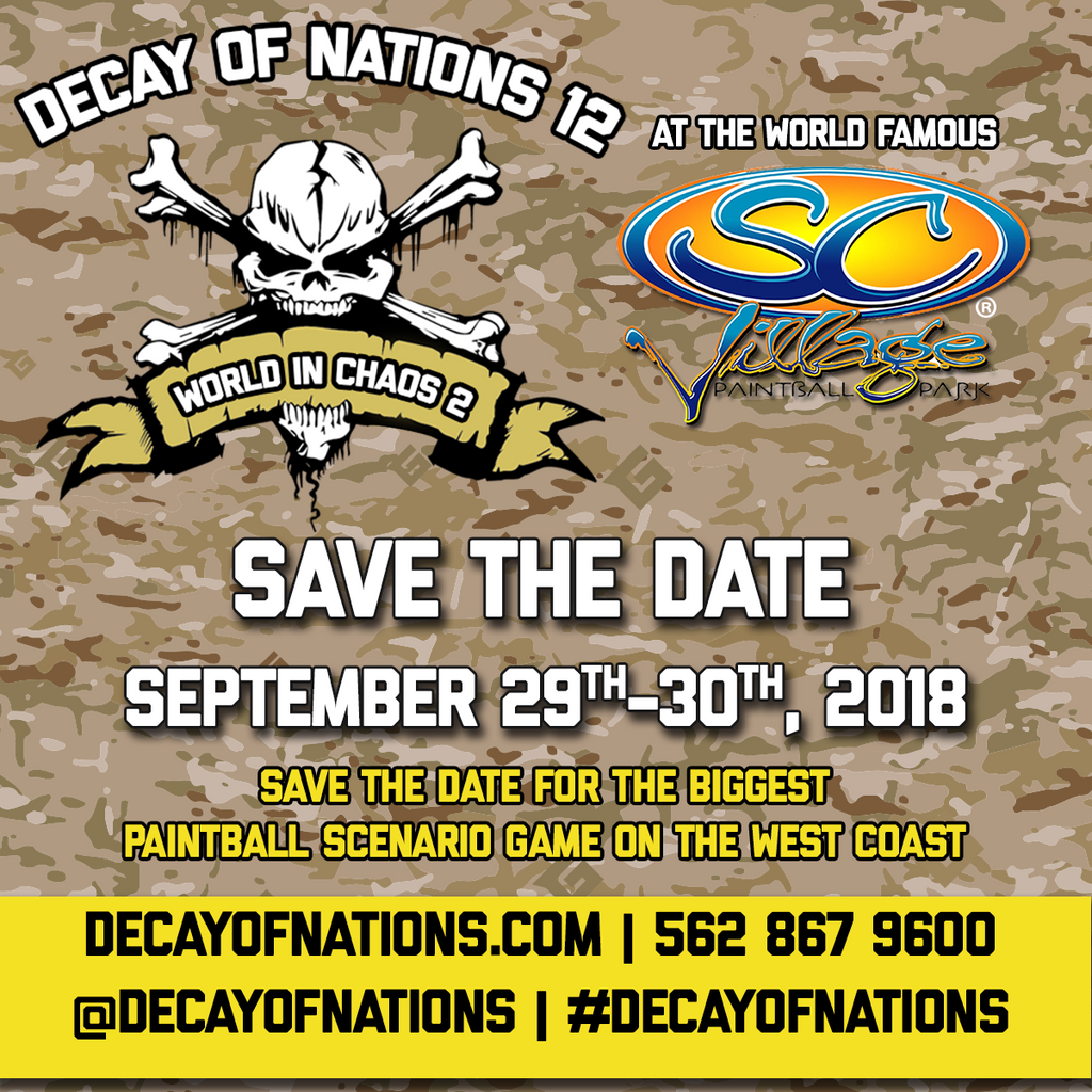 DECAY OF NATIONS 12 (2018 SEPT 29)