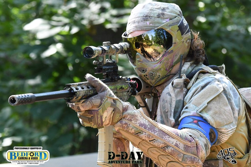 2018 Sniper Competition Back to Back Win – David Huber's 468 DMR Triumphs Again