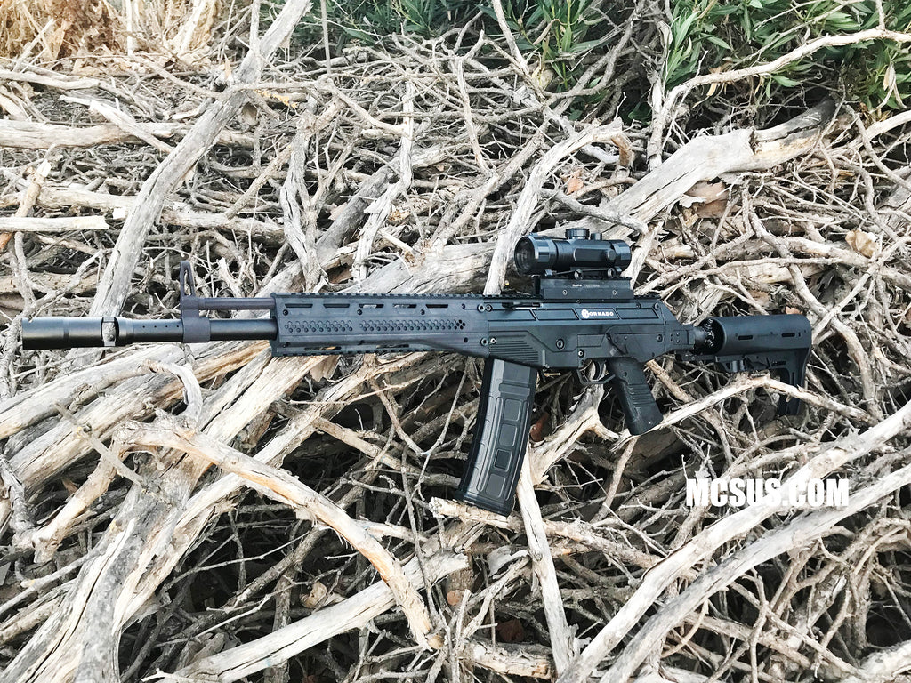 Project: Tornado Tacamo AK12 Assault