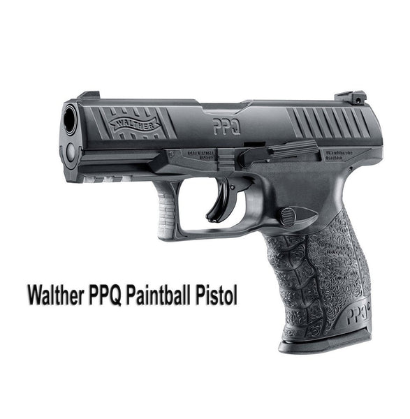 Walther PPQ Paintall Pistol now available!