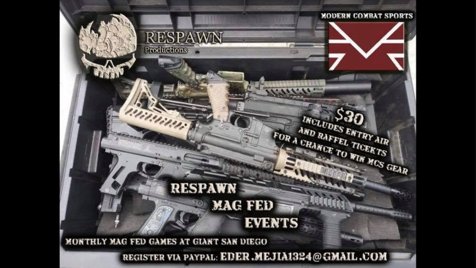 Respawn Magfed Game (February 23, 2020)