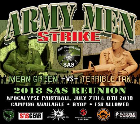 Army Men Strike (2018 July 7)