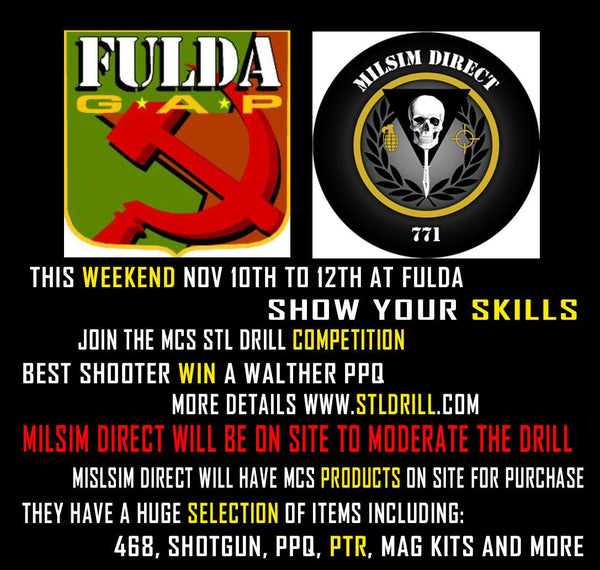 FULDA GAP 2017 - MILSIM DIRECT STL COMPETITION