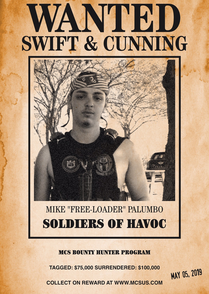 "SOLDIERS OF HAVOC ADVANCED WARFARE: MIKE ""FREE-LOADER"" PALUMBO"