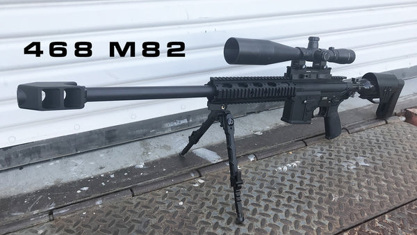 MCS Weekly LIVE: M82 Bolt Action Sniper Released (EP6)