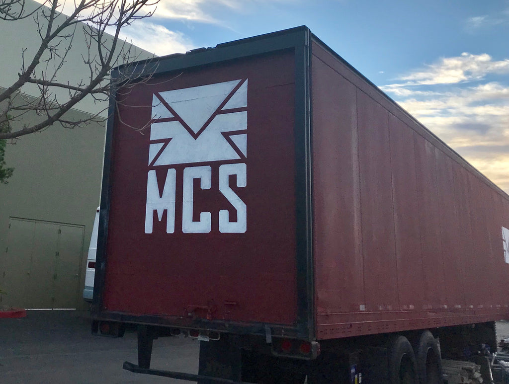 MCS Moved To San Diego County, California