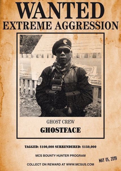 "SOLDIERS OF HAVOC ADVANCED WARFARE: ANDRES ""GHOSTFACE"" BAINES"