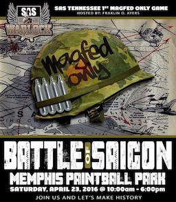 Battle Of Saigon (2016 April 23)