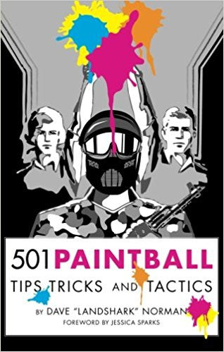 VIDEO:501 paintball tips with Dave Norman