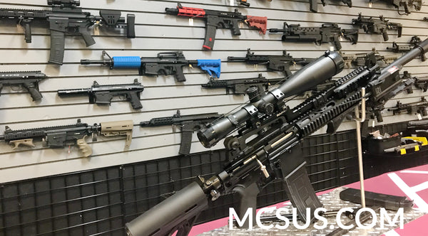 MCS Weekly LIVE Show: Gun Wall Tour and Auction (EP4)