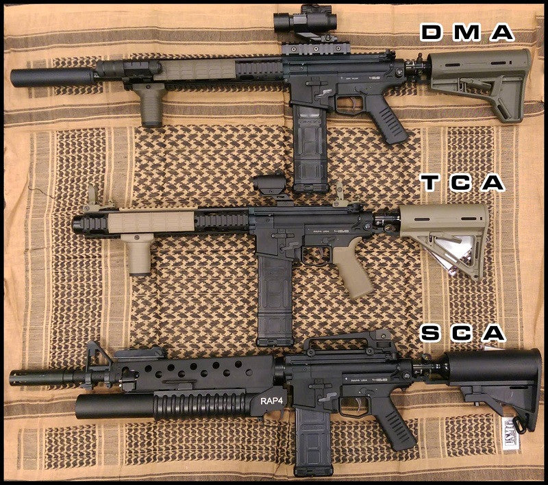 DMA Butt Stock