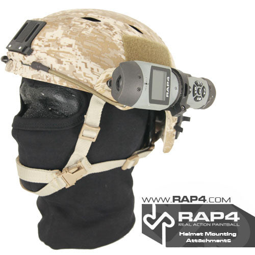 NEW Vented Integrated Training Helmet