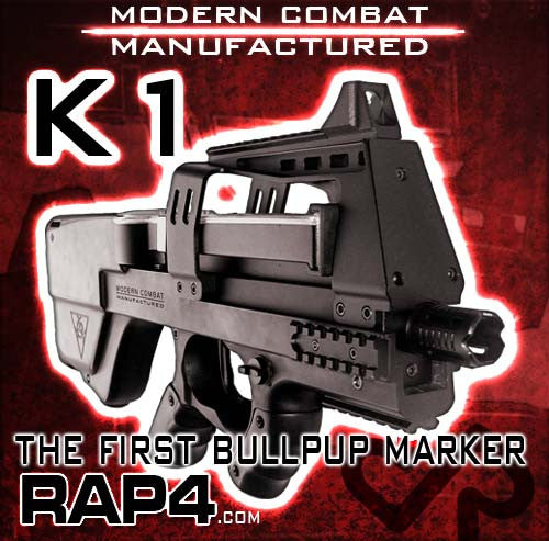 NEW MCM K1 Paintball Marker