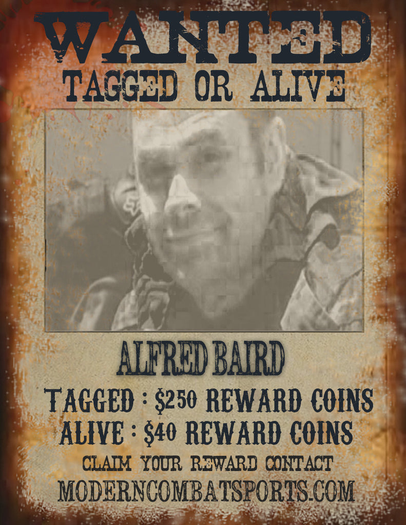 Wanted: Alfred Baird