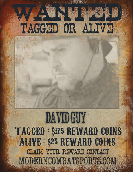 Wanted: David Guy