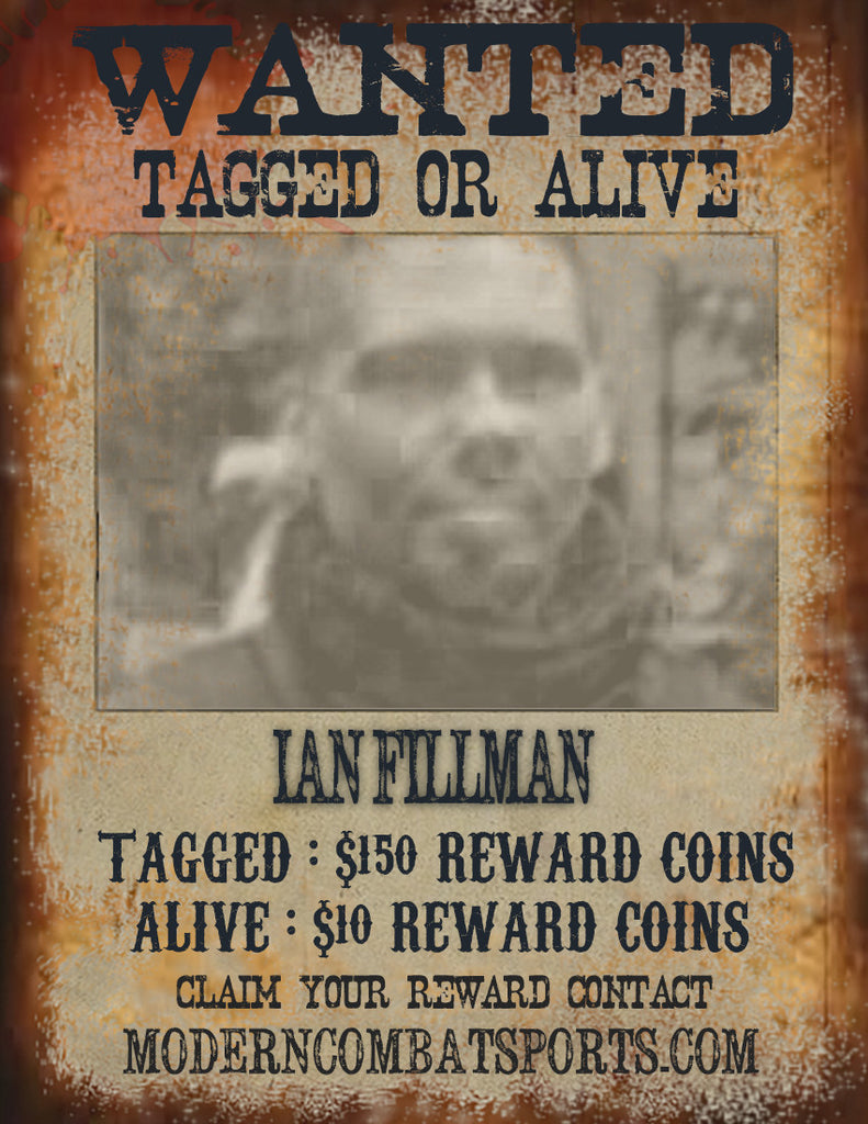 Wanted: Ian Fillman