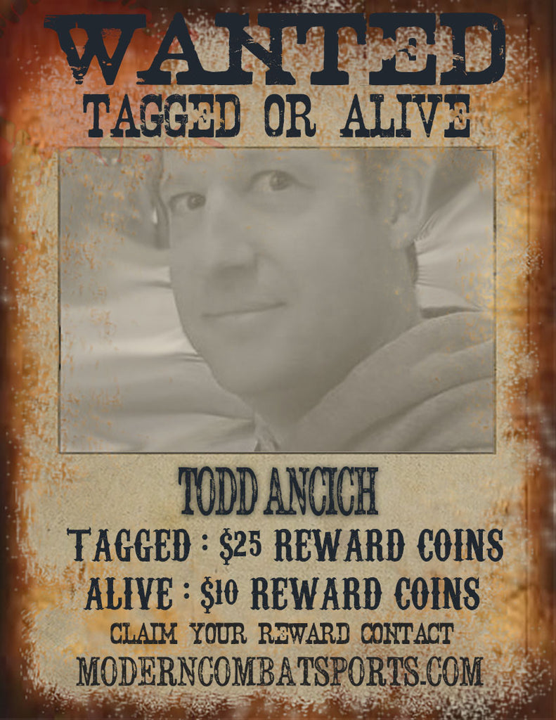 Wanted: Todd Ancich