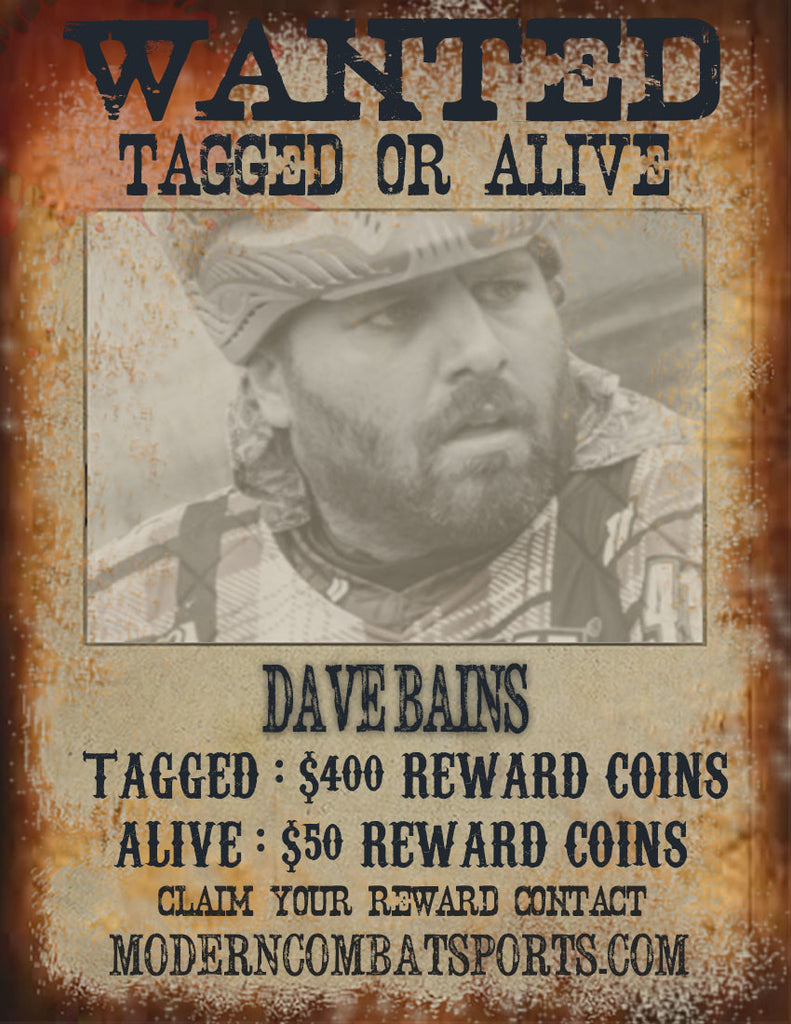 Wanted: Dave Bains