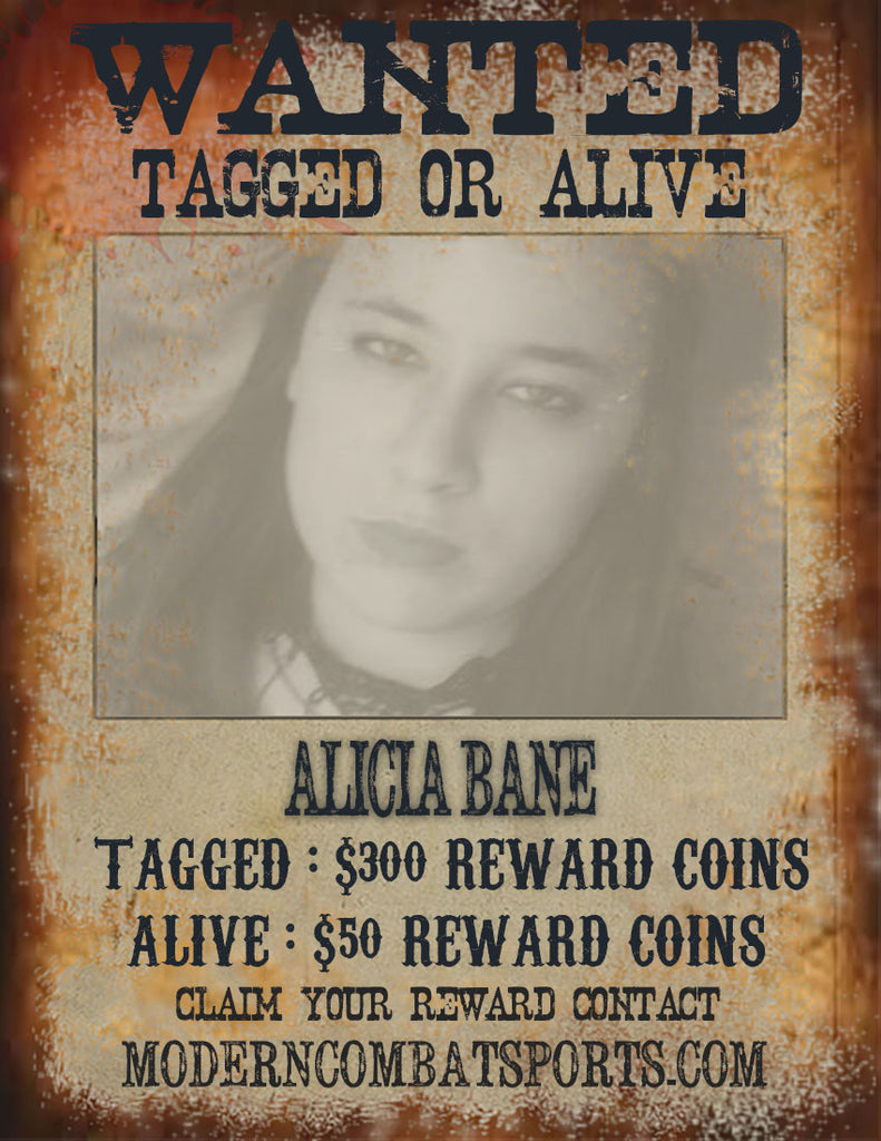 Wanted: Alicia Bane