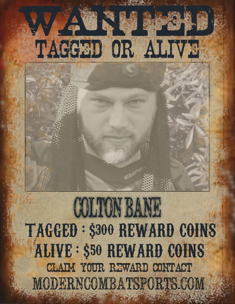 Wanted: Colton Bane
