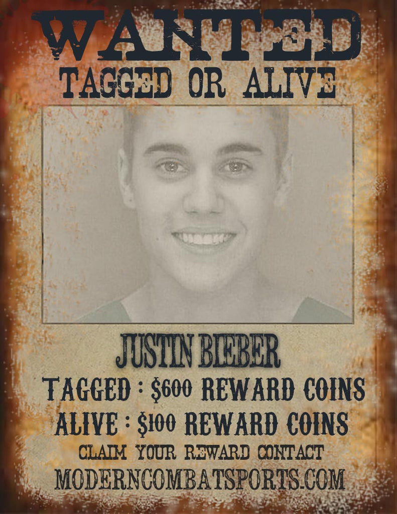 Wanted: Justin Bieber
