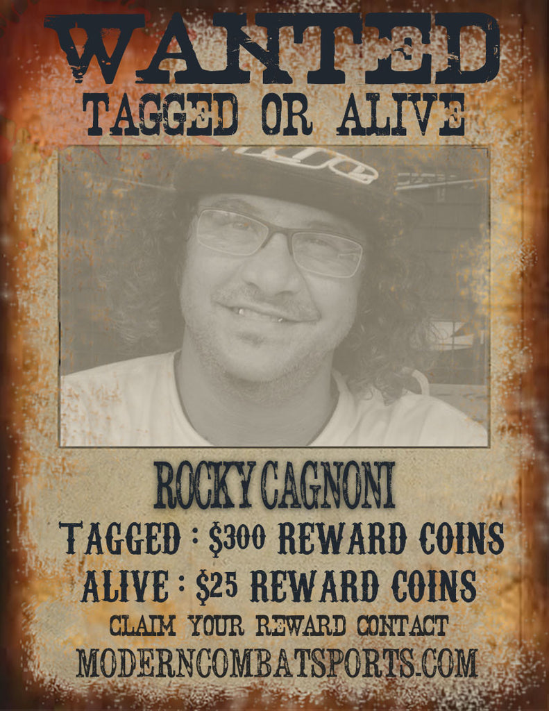 Wanted: Rocky Cagnoni