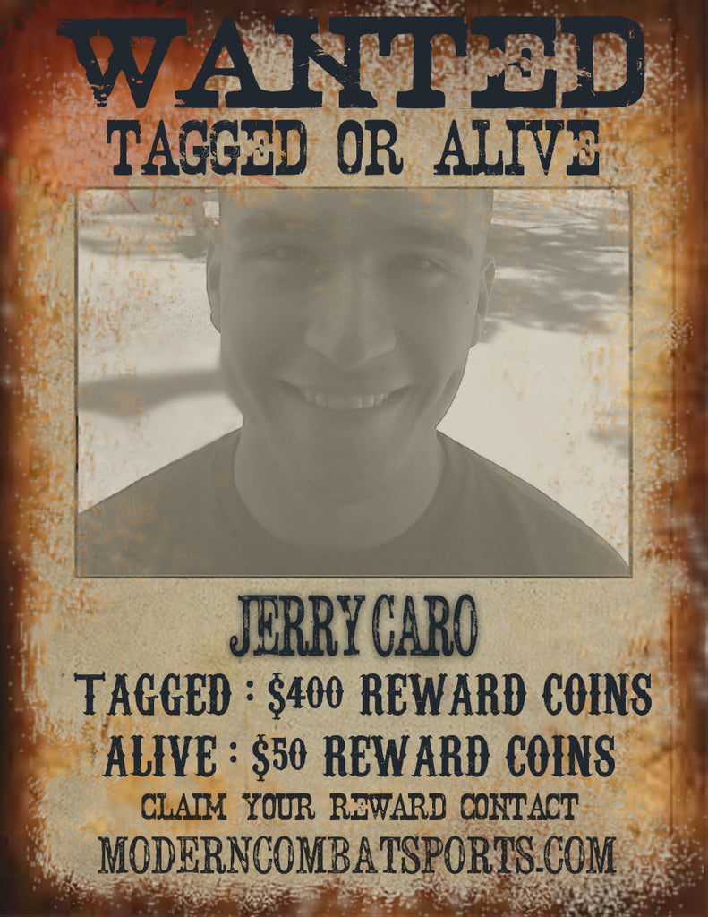 Wanted: Jerry Caro