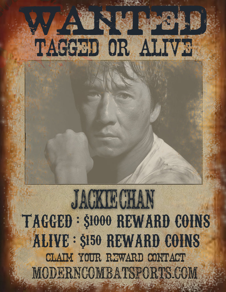 Wanted: Jackie Chan