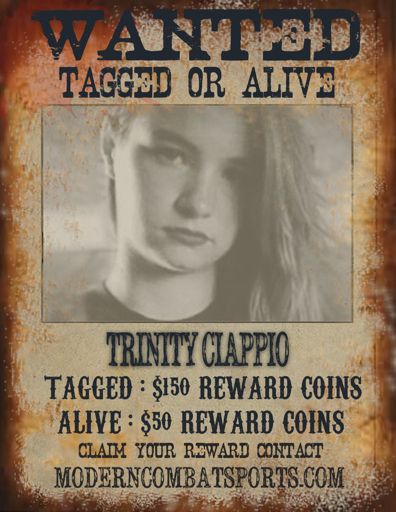 Wanted: Trinity Ciappio